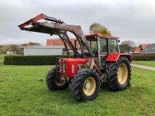Schlüter Compact 650 SV 6 mit Schlang & Reichart ! Лесной трактор