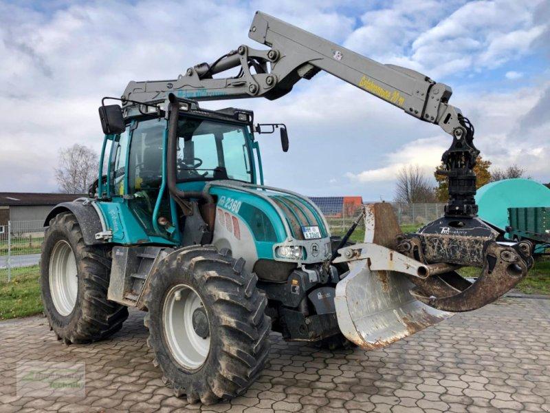 Forstschlepper типа Sonstige Pfanzelt PM TRAC 2360, Gebrauchtmaschine в Coppenbruegge (Фотография 1)