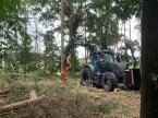 Forstschlepper типа Valtra T174 Harvester в Hutthurm