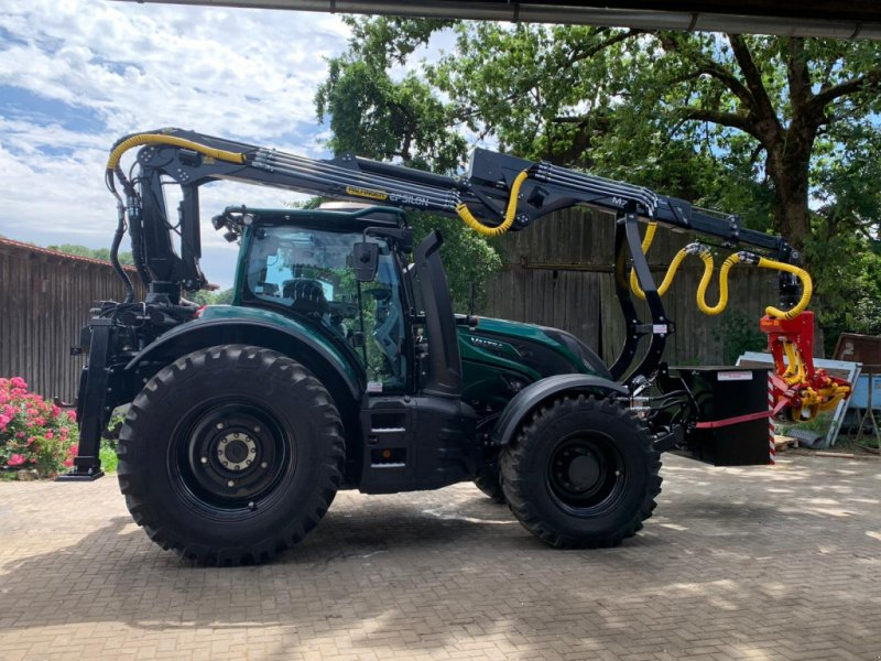 Forstschlepper типа Valtra T174 Harvester, Neumaschine в Hutthurm (Фотография 1)