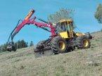 Forstschlepper des Typs Welte W 115 in Buchenbach