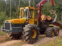Welte W 130 K erdészeti vontató