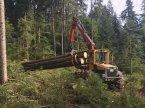 Forstschlepper des Typs Welte W 130 K in Simmersfeld