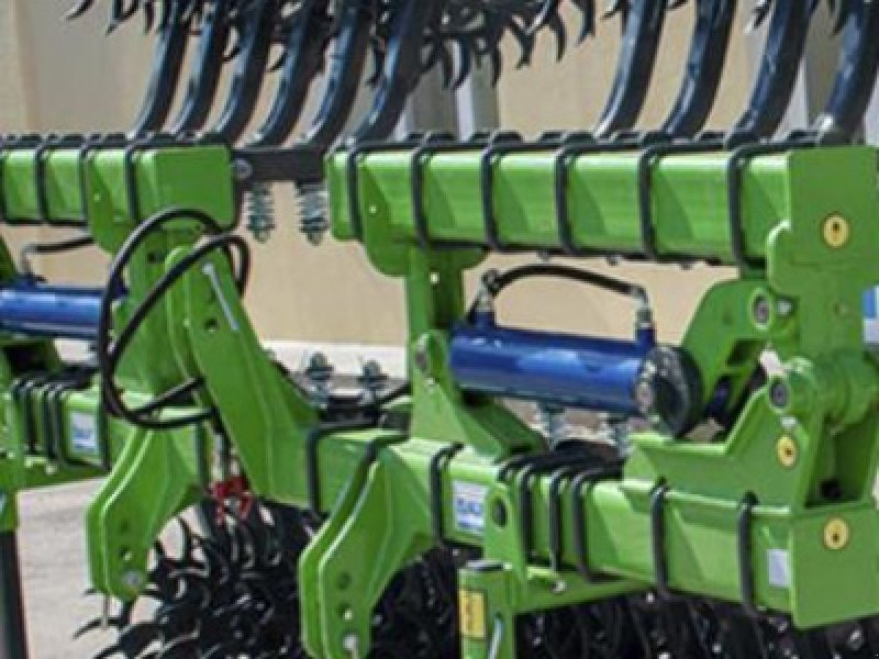 Fräse типа Agrimat SAS matagri 52 France 6.5m, Gebrauchtmaschine в DAILLANCOURT (Фотография 1)