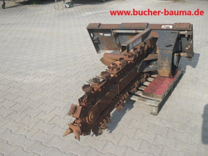 Fräse типа Bobcat Grabenfräse, Gebrauchtmaschine в Obrigheim (Фотография 1)