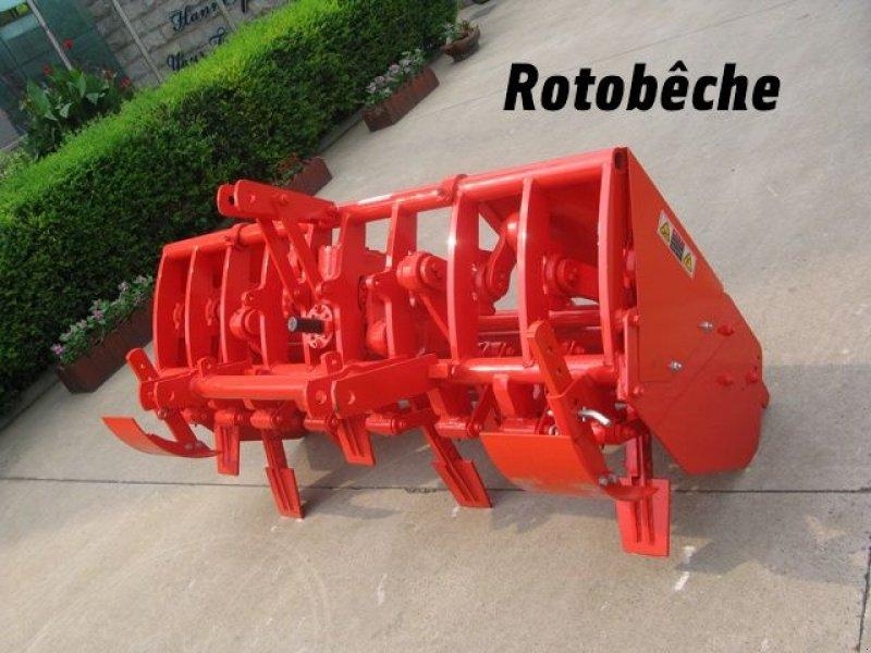 Fräse типа Boxer ROTOBECHE DM 100, Gebrauchtmaschine в RETHEL (Фотография 1)