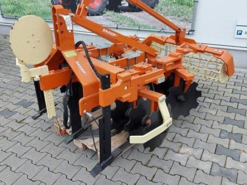 Fräse des Typs Braun Scheibenegge, Neumaschine in Gundersheim (Bild 1)