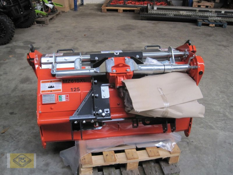 Fräse типа Muratori MZ61 SXL 125, Neumaschine в Beelen (Фотография 1)