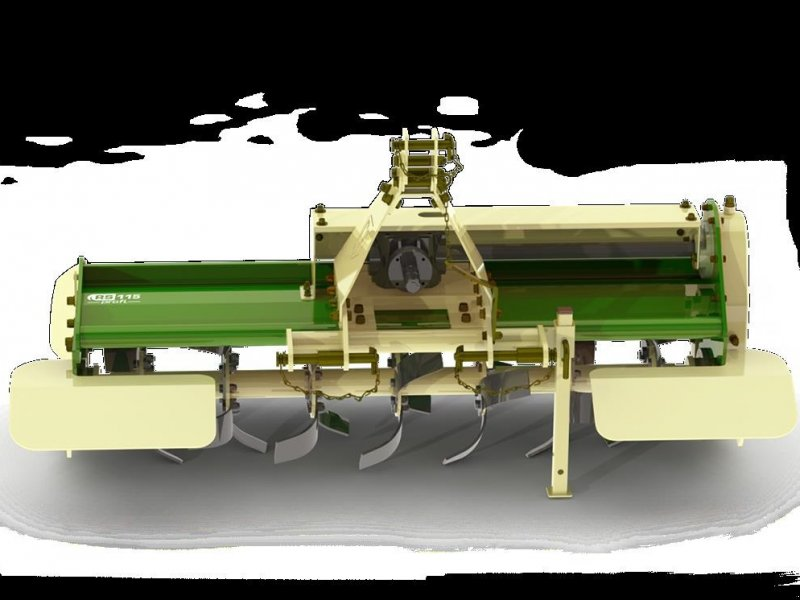 Fräse типа Stark 115cm jordfræser, Gebrauchtmaschine в Vinderup (Фотография 1)