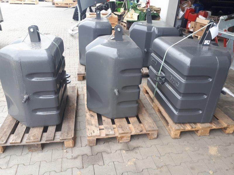 Frontgewicht типа Agco 800 Kg. 1500 Kg, Neumaschine в Deggendorf (Фотография 1)