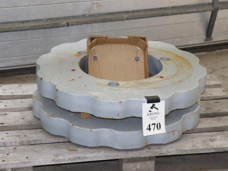 Frontgewicht типа Agco Sonstiges, Gebrauchtmaschine в Hadsund (Фотография 1)