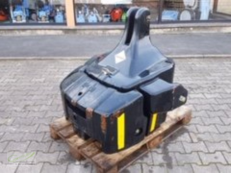 Frontgewicht des Typs Agribumper Frontgewicht 1800KG + 600 KG, Gebrauchtmaschine in Neustadt (Bild 1)