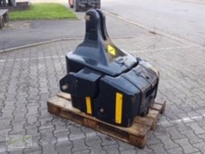 Frontgewicht des Typs Agribumper Frontgewicht 1800KG + 600 KG, Gebrauchtmaschine in Neustadt (Bild 2)