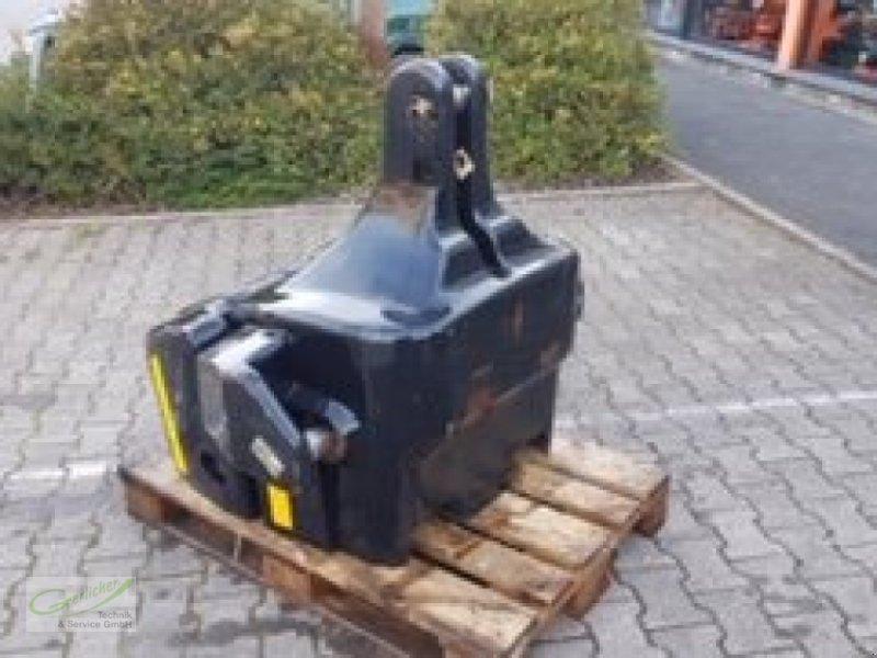 Frontgewicht des Typs Agribumper Frontgewicht 1800KG + 600 KG, Gebrauchtmaschine in Neustadt (Bild 4)