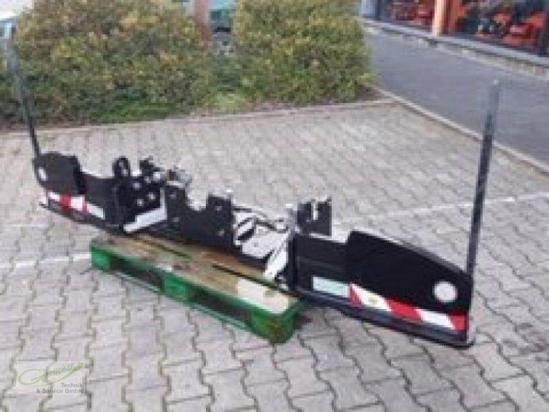 Frontgewicht des Typs Agribumper Weight-Line Unterfahrschutz, Neumaschine in Neustadt (Bild 1)
