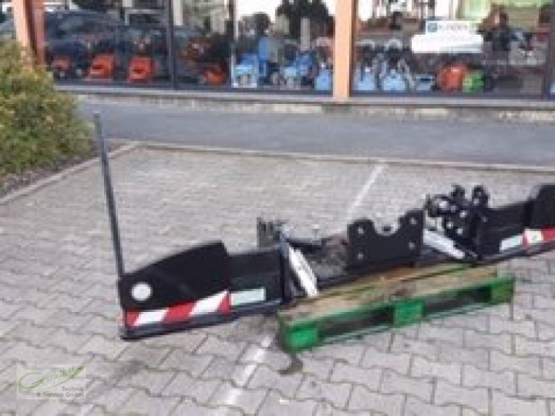 Frontgewicht des Typs Agribumper Weight-Line Unterfahrschutz, Neumaschine in Neustadt (Bild 5)