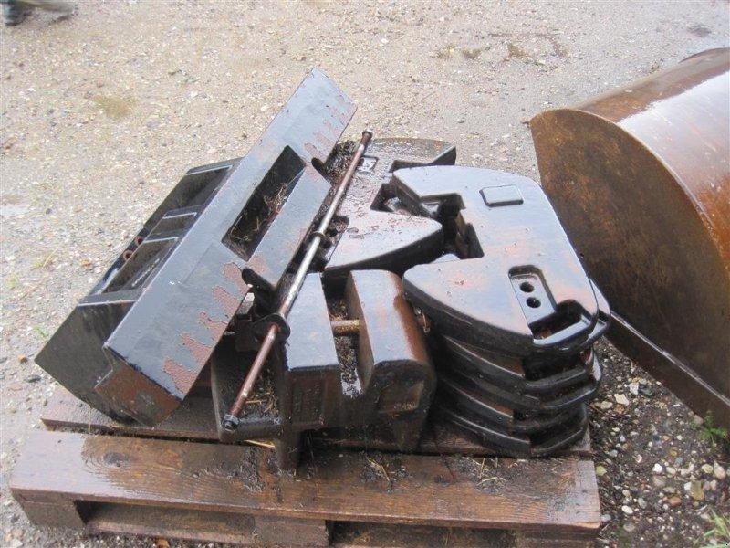 Frontgewicht типа Case IH Sonstiges, Gebrauchtmaschine в Aabenraa (Фотография 1)
