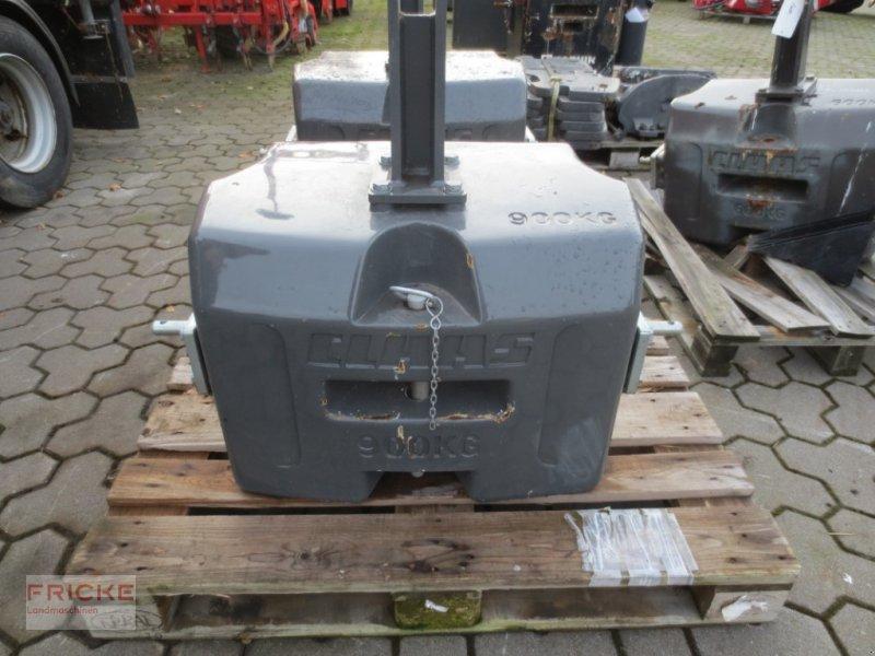 Frontgewicht des Typs CLAAS 900KG, Gebrauchtmaschine in Bockel - Gyhum (Bild 1)