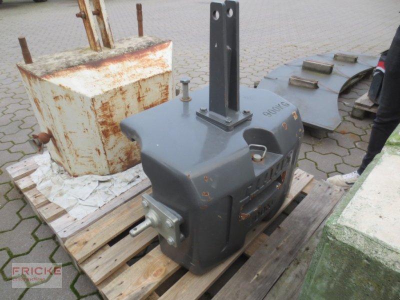 Frontgewicht типа CLAAS 900KG, Gebrauchtmaschine в Bockel - Gyhum (Фотография 1)