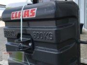Frontgewicht des Typs CLAAS Beton-Gewicht 600 kg, Neumaschine in Risum-Lindholm
