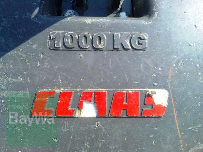 Frontgewicht des Typs CLAAS DRIVE IN 1000KG + 600KG, Gebrauchtmaschine in Giebelstadt (Bild 4)