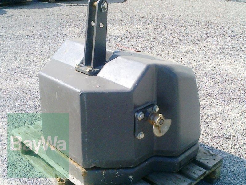 Frontgewicht des Typs CLAAS DRIVE IN 1000KG + 600KG, Gebrauchtmaschine in Giebelstadt (Bild 3)