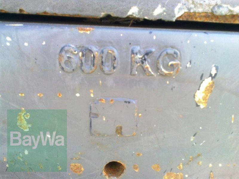 Frontgewicht des Typs CLAAS DRIVE IN 1000KG + 600KG, Gebrauchtmaschine in Giebelstadt (Bild 5)
