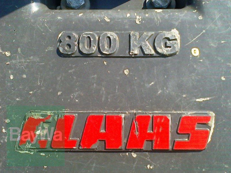 Frontgewicht des Typs CLAAS DRIVE IN 800KG + 400KG, Gebrauchtmaschine in Bamberg (Bild 4)