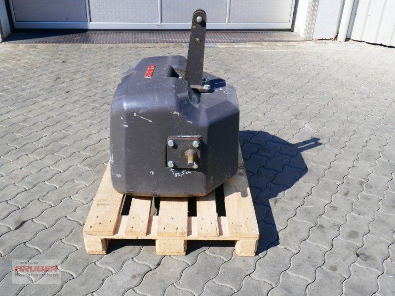 Frontgewicht typu CLAAS Magnetit 900kg - eingesetzt als VF, Gebrauchtmaschine v Dorfen (Obrázok 4)