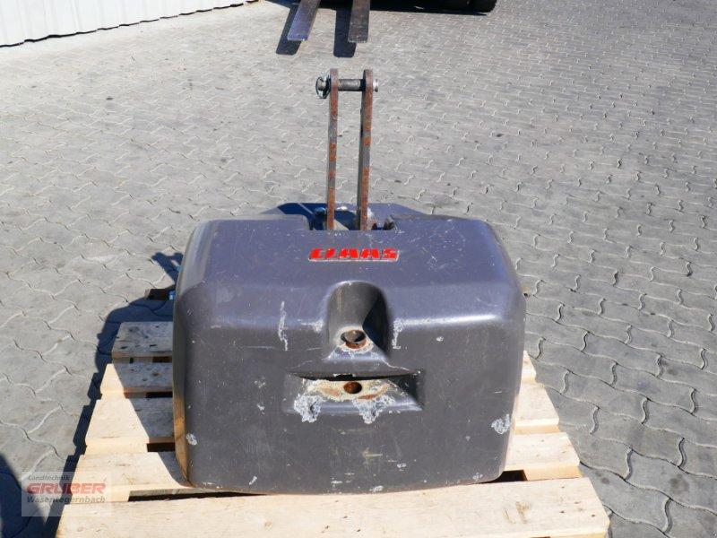 Frontgewicht typu CLAAS Magnetit 900kg - eingesetzt als VF, Gebrauchtmaschine v Dorfen (Obrázok 5)