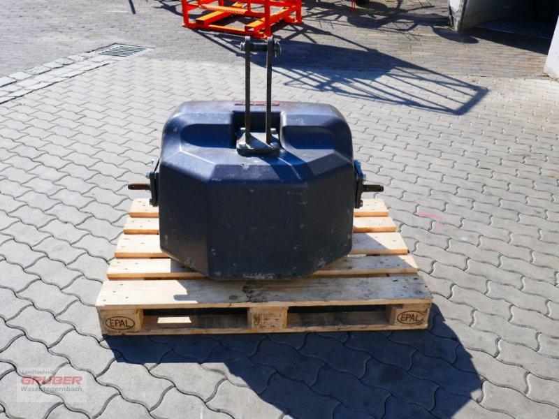 Frontgewicht typu CLAAS Magnetit 900kg - eingesetzt als VF, Gebrauchtmaschine v Dorfen (Obrázok 3)