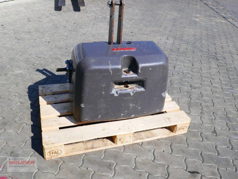 Frontgewicht typu CLAAS Magnetit 900kg - eingesetzt als VF, Gebrauchtmaschine v Dorfen (Obrázok 1)