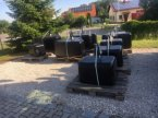 Frontgewicht des Typs Deutz-Fahr 750kg Frontgewicht ekkor: Holzheim am Forst
