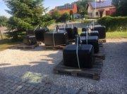 Frontgewicht a típus Deutz-Fahr Frontgewicht 1050 kg, Neumaschine ekkor: Holzheim am Forst