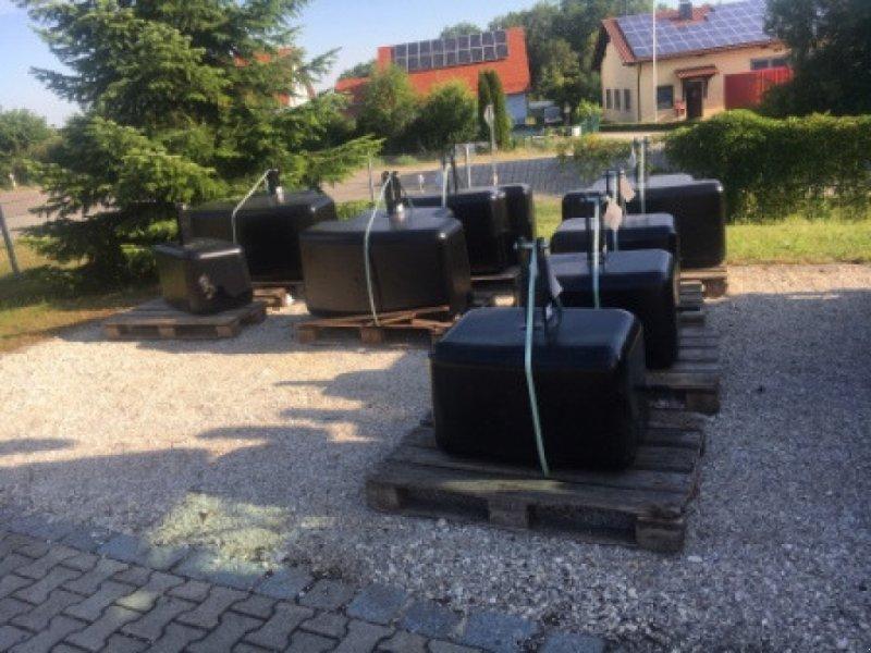 Фотография Deutz-Fahr Frontgewicht 1450 kg