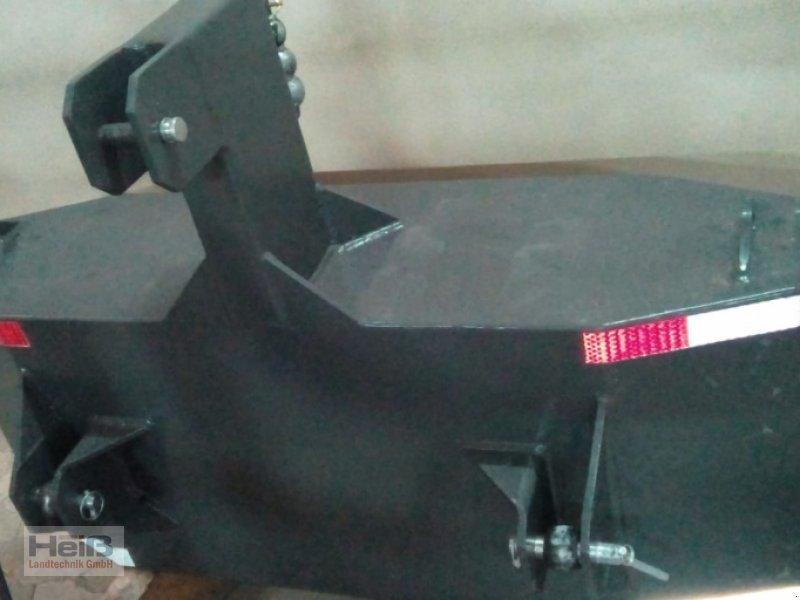 Frontgewicht a típus Eigenbau Gewicht, Neumaschine ekkor: Merkendorf (Kép 7)