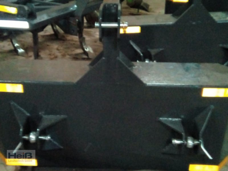 Frontgewicht a típus Eigenbau Gewicht, Neumaschine ekkor: Merkendorf (Kép 5)