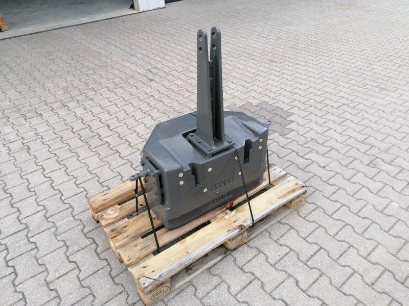 Frontgewicht tipa Fendt 870 kG Frontgewicht 1250 1800, Neumaschine u Tirschenreuth (Slika 1)