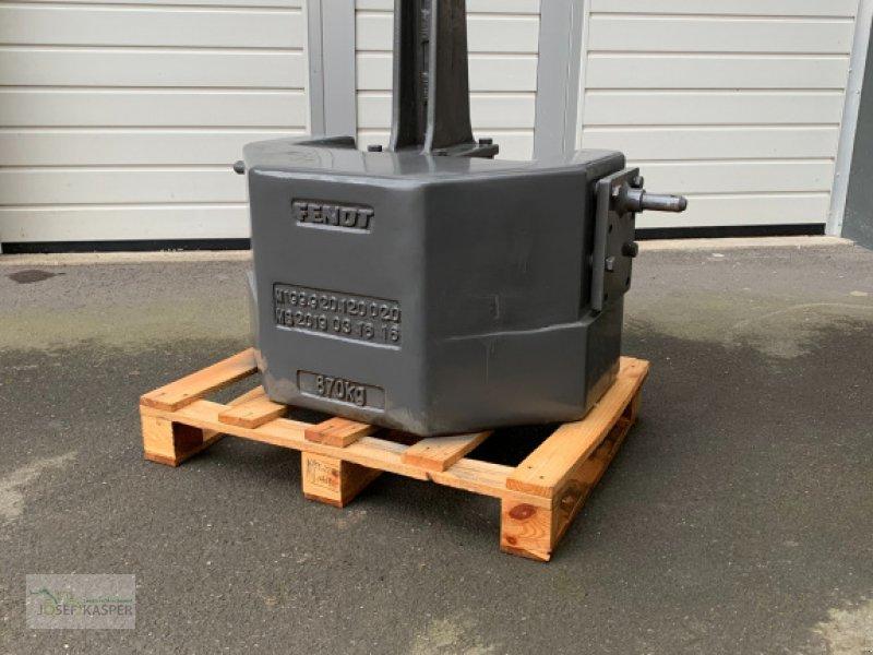 Frontgewicht типа Fendt 870 kg Frontgewicht, Neumaschine в Alitzheim (Фотография 1)