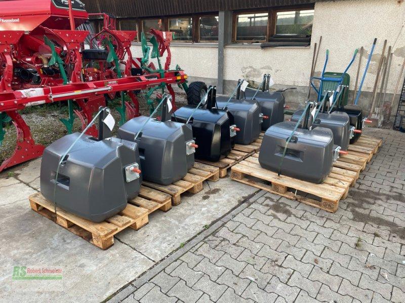 Frontgewicht типа Frans Pateer FP-PAC 800-1250 Magnetit, Neumaschine в Putzbrunn (Фотография 1)