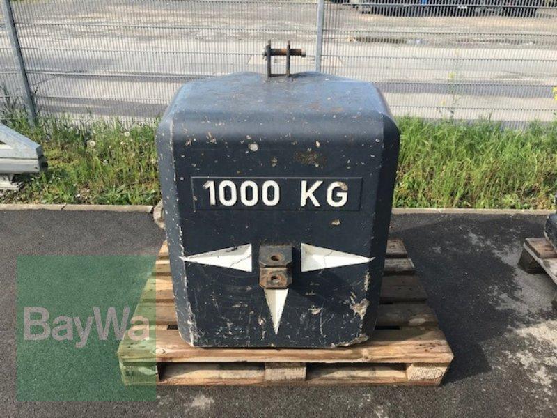 Frontgewicht του τύπου GMC 1000kg, Gebrauchtmaschine σε Bamberg (Φωτογραφία 1)