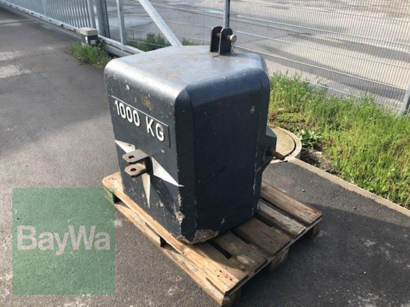 Frontgewicht des Typs GMC 1000kg, Gebrauchtmaschine in Bamberg (Bild 4)