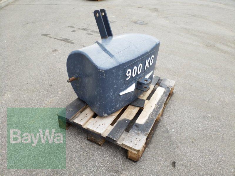 Frontgewicht des Typs GMC 900kg Gewicht, Gebrauchtmaschine in Bamberg (Bild 2)