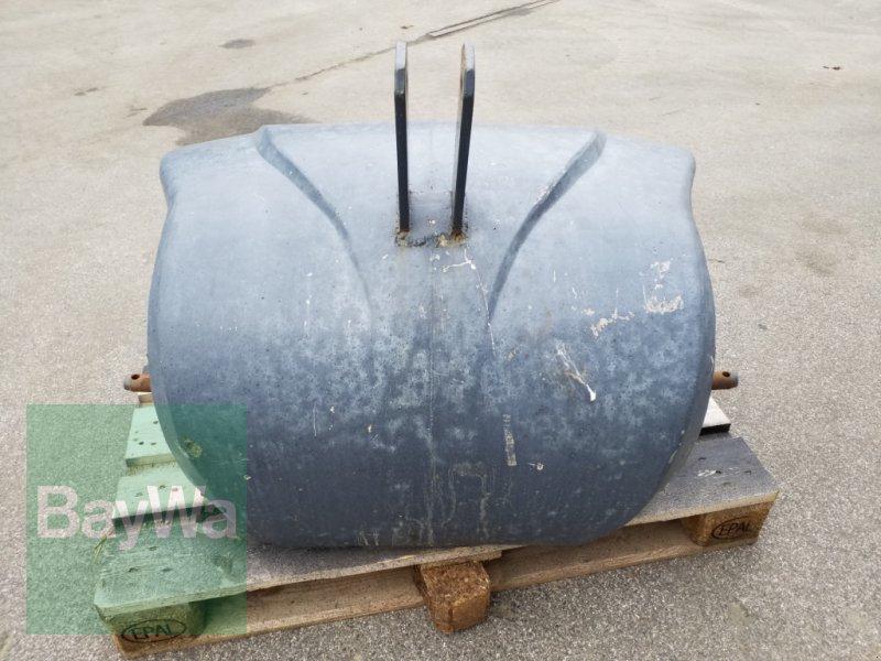 Frontgewicht des Typs GMC 900kg Gewicht, Gebrauchtmaschine in Bamberg (Bild 5)
