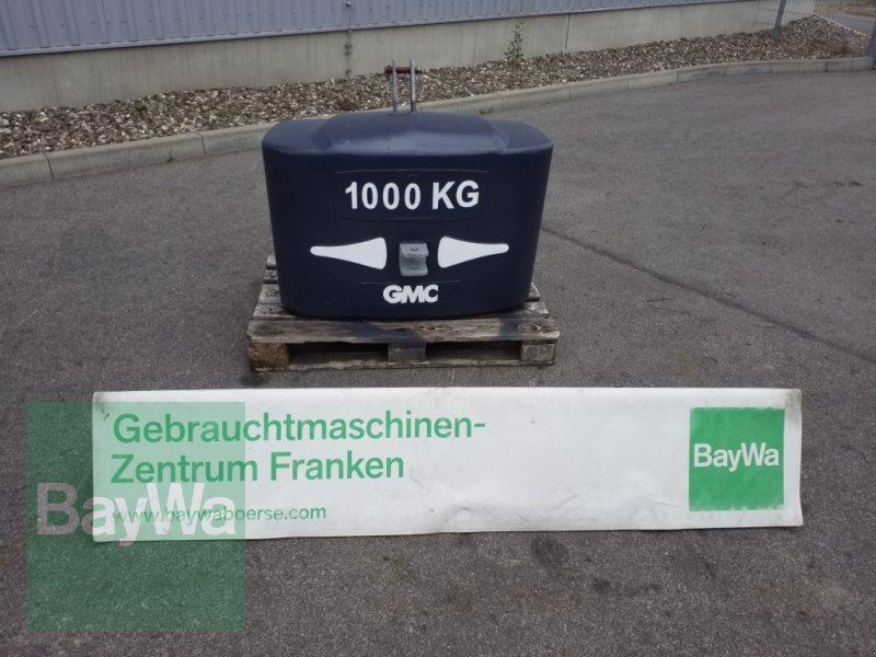 Frontgewicht des Typs GMC Gewicht Innovation 1000 KG, Gebrauchtmaschine in Bamberg (Bild 1)