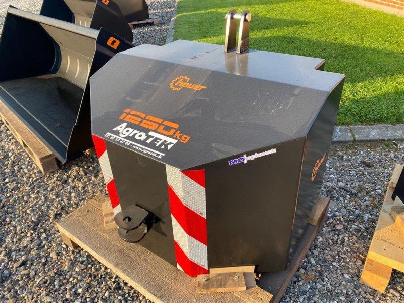 Frontgewicht типа Hauer 1250 kg, Gebrauchtmaschine в Hobro (Фотография 1)