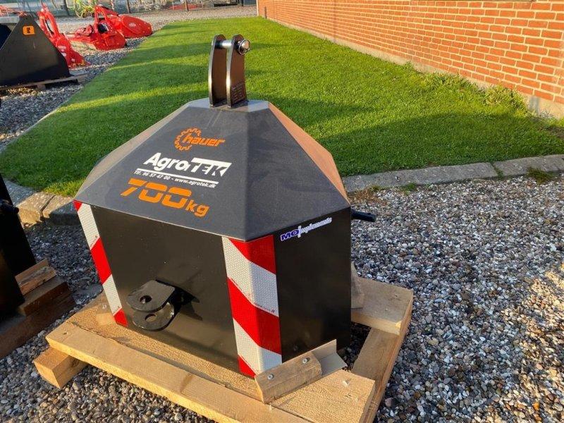 Frontgewicht типа Hauer 700 KG, Gebrauchtmaschine в Hobro (Фотография 1)