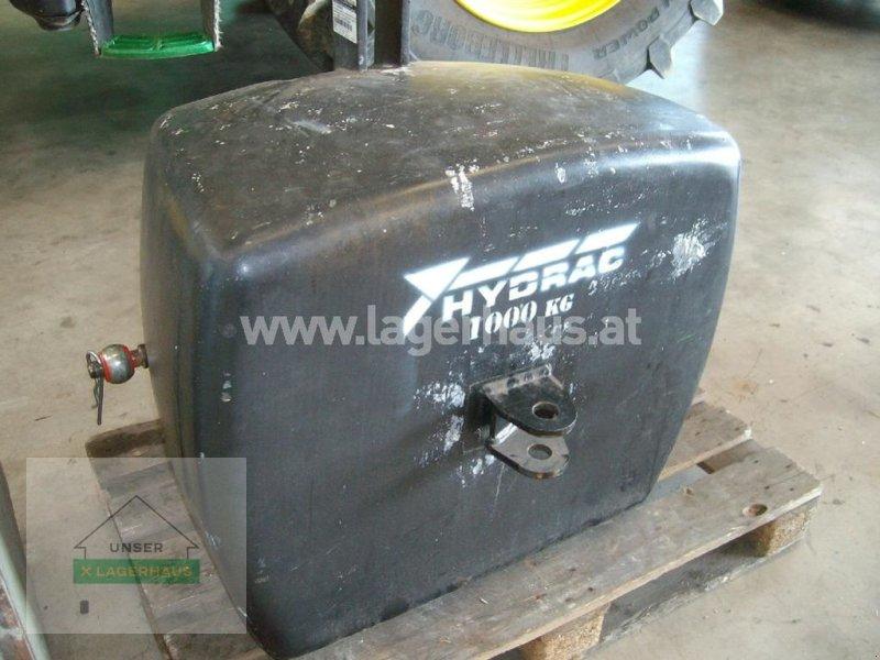 Frontgewicht типа Hydrac 1000 KG, Gebrauchtmaschine в Engerwitzdorf (Фотография 1)