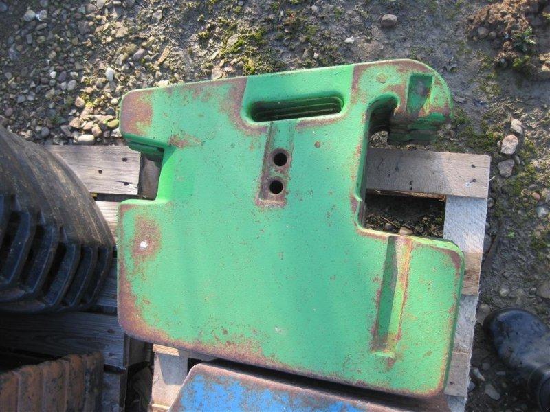 Frontgewicht типа John Deere 40 Kg, Gebrauchtmaschine в Aabenraa (Фотография 1)