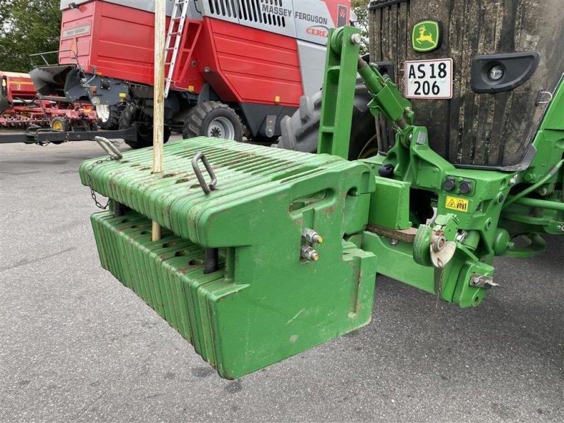 Frontgewicht типа John Deere 50kg 22STK MED RAMME, Gebrauchtmaschine в Aalestrup (Фотография 1)